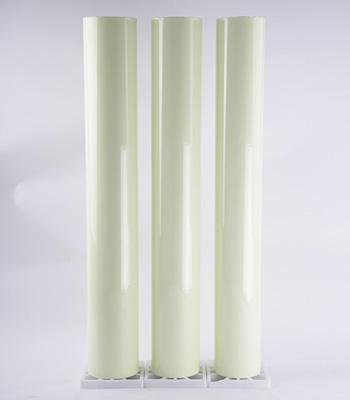Photoluminescent Material Coating PVC Sheet Fluorescent Film (Flame Retardant)