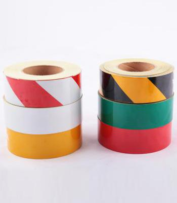 Reflective Tape, Warning Tape Two Color